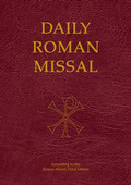 This single volume is the complete source of the Bible passages and prayers that form the rich tapestry of our Mass.